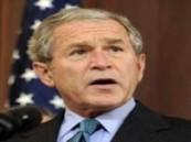 بسبب ارتكابة جرائم حرب بالعراق وافغانستان… بوش مطلوب للعدالة  .