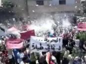 """مليون شخص يشاركون في مظاهرات """"جمعة أسرى الحرية"""" المناهضة للنظام السوري"""