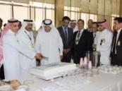 المزعل  مدير مطار الملك فهد الدولي : استقطبنا شركات طيران وشحن جديدة  .  .  . وننتظر المزيد .