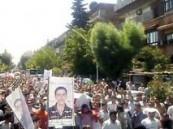 خروج تظاهرات في مدن سورية في أول يوم جمعة من رمضان