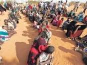 انطلاق أولى رحلات الجسر الجوي لنقل المساعدات العينية إلى الصومال  .