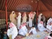 """أكثر من """" 25 """" ألف يؤدون صلاة العيد في القرى الشمالية /الشرقية في محافظة الأحساء ."""