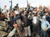 ثوار ليبيا يعتزمون محاصرة المناطق الموالية للقذافي  .