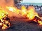 الكوريون يفضّلون حرق الجثث على دفنها