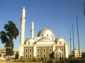 في أول يوم من رمضان .. وفاة إمام  جامع عمر بن الخطاب في بلدة الكلابية وهو يصلي التراويح ..
