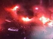 قتيلان و ( 30 ) مصابا من الجيش المصري في اشتباكات وسط القاهرة