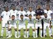 المنتخب الأول لكرة القدم يبدأ أول تدريب له في المعسكر الإعدادي المقام بمدينة الدمام  ..