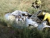 سقوط سيارة في أحد المصارف بالقرب من بلدة الرميلة وإصابة سائقها .. و بلاغ غير دقيق بوجود مرافق يستنفر عدد من الجهات الأمنية .