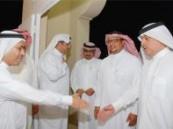 مدير صحة الأحساء يدشن العمل بمركز صحي الفاضلية بالمبنى الجديد  ..