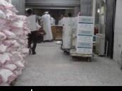 مركز البر بالمزروعية ينهي توزيع إعانة رمضان السنوية ..