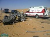 """حادث مروري مروع لمصور حلبة الريم """" الروضان """""""