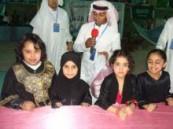 مهرجان للاطفال بنادي الصواب في مدينة العمران .