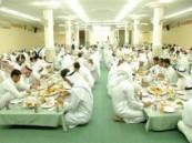 مركز جمعية البر بالفيصلية يقيم مأدبة رمضان  السنوية .