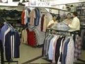 بمناسبة قرب عيد الفطر المبارك ارتفاع أسعار الملابس الجاهزة والعطورات في الأسواق .