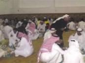 مركز البر بقرية الجبيل يقيم إفطار صائم