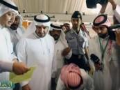 الدكتور الربيعه يزور خيمة وزارة الصحة بمهرجان الجنادريه (27) ويشيد بالجهات المشاركة .