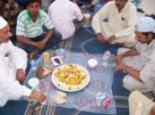 مركز البر بالصالحية ينفذ إفطار الصائم من خلال 15 مسجد .