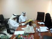 زيارة وفد من الإدارة العامة للتمريض بالوزارة لتقييم إدارة التمريض بمحافظة الأحساء .