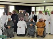 جمعية المعاقين بالأحساء والأمانة يشكلان لجنة مشتركة لمتابعة تهيئة المرافق العامة
