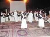 مهرجان للعيد في بلدة القارة .