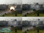الجيش السوري الحر: سنوقف اطلاق النار اذا انسحبت الدبابات ومدفعيات النظام