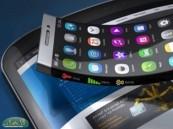 """""""Atmel"""" تطور مستشعرات لمسية مرنة للهواتف الذكية"""
