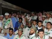 الأمير فيصل بن عبدالله يشيد بالدور الاجتماعي لجوالة وكشافة التدريب التقني .