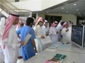 جامعة الملك فيصل في الدمام تستقبل طلابها المستجدين بمحاضره عن  إنفلونزا  الخنازير .