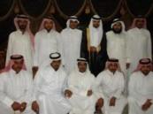 أسرة الثنيان تزف ابنها عبدالعزيز .