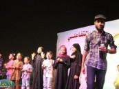 الفعاليات تتواصل في مهرجان واحة الخير ( فرحة حسانا ) وحضور كثيف من العائلات