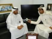 إذاعة الرياض تستضيف عميد تقنية الأحساء مساء غدا الجمعة  .