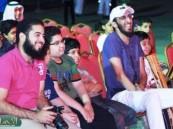 """عدسة ( الأحساء نيوز ) ترصد فعاليات اليوم السادس في مهرجان """" فرحة حسانا """" في منتزه الملك عبد الله البيئي ."""