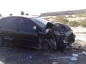 إصابة  3 شباب في حادث مروري على طريق العقير .. ومطالب لأمانة الإحساء بسرعة ازدواجه .
