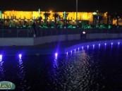 """عدسة ( الأحساء نيوز ) ترصد فعاليات اليوم ( الثامن )  من مهرجان """" فرحة حسانا """" في منتزه الملك عبد الله البيئي"""