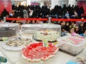 """إطلاق مسابقة """" أفضل حلا """" و ( 200 مشترك ) في مسابقة شرب الحليب  في مهرجان الأحساء للتسوق والترفيه بالفوارس مول ."""
