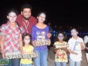 مهرجان واحة الخير ( فرحة حسانا ) في يومه الرابع عشر يشهد  حضور خليجي مميز