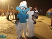 حضور جماهيري مميز لمهرجان ( فرحة حسانا ) رغم الظروف الجوية