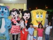 عدسة كاميرات التلفزيون السعودي رصدت أمس فعاليات مهرجان (فرحة حسانا ) و تواصل العروض والمسابقات والجوائز .