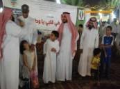 لجنة التنمية الاجتماعية الأهلية لأحياء(السلمانية والمحمدية والمعلمين) تقيم إحتفالا بمناسبة اليوم الوطني  ( مرفق صور  )  .