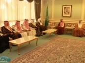 نائب أمير المنطقة الشرقية يستقبل اليوم الرعاة والمشاركين والداعمين لمهرجان واحة الخير ( فرحة حسانا ) .