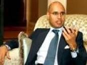 سيف الإسلام القذافي على أبواب قمة هرم السلطة في ليبيا .