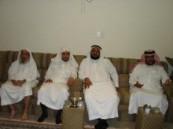مدير عام مأذوني الأنكحة بوزارة العدل في ضيافة الشيخ محمد العمر بالعيون