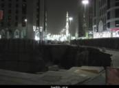 نتيجة إهمال المؤسسة المنفذة :  وفاة مصري جراء إنهيار أساسات فندق قرب المسجد النبوي  .