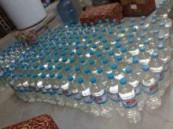 هيئة المنطقة الشرقية تلقي القبض على أربعة أشخاص من الجنسية الأسيوية في قضية تصنيع وترويج الخمور في محافظة حفر الباطن  .