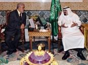 خادم الحرمين الشريفين يستقبل الوزير الأول بالمملكة المغربية