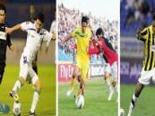 هجر يستضيف الأتحاد والشباب والفتح في صدارة الدوري
