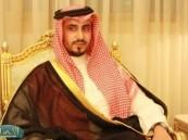"""الأمير سعد بن تركي يطمئن على اللاعب """" الحول """" بالعاصمة البريطانية لندن ."""