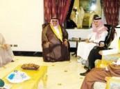 الأمير سعود الفيصل يستقبل وزراء خارجية مجلس التعاون لدول الخليج العربية