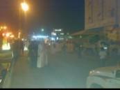 إندلاع حريق في شقة بعمارة سكنية بمدينة العيون  دون إصابات  .