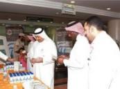 الشؤون الصحية بالحرس الوطني بالقطاع الشرقى  تحتفل باليوم العالمي لهشاشة العظام  .